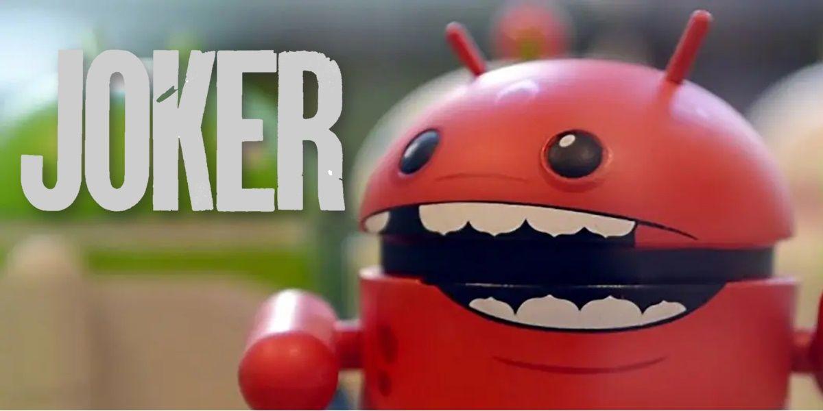 malware joker android