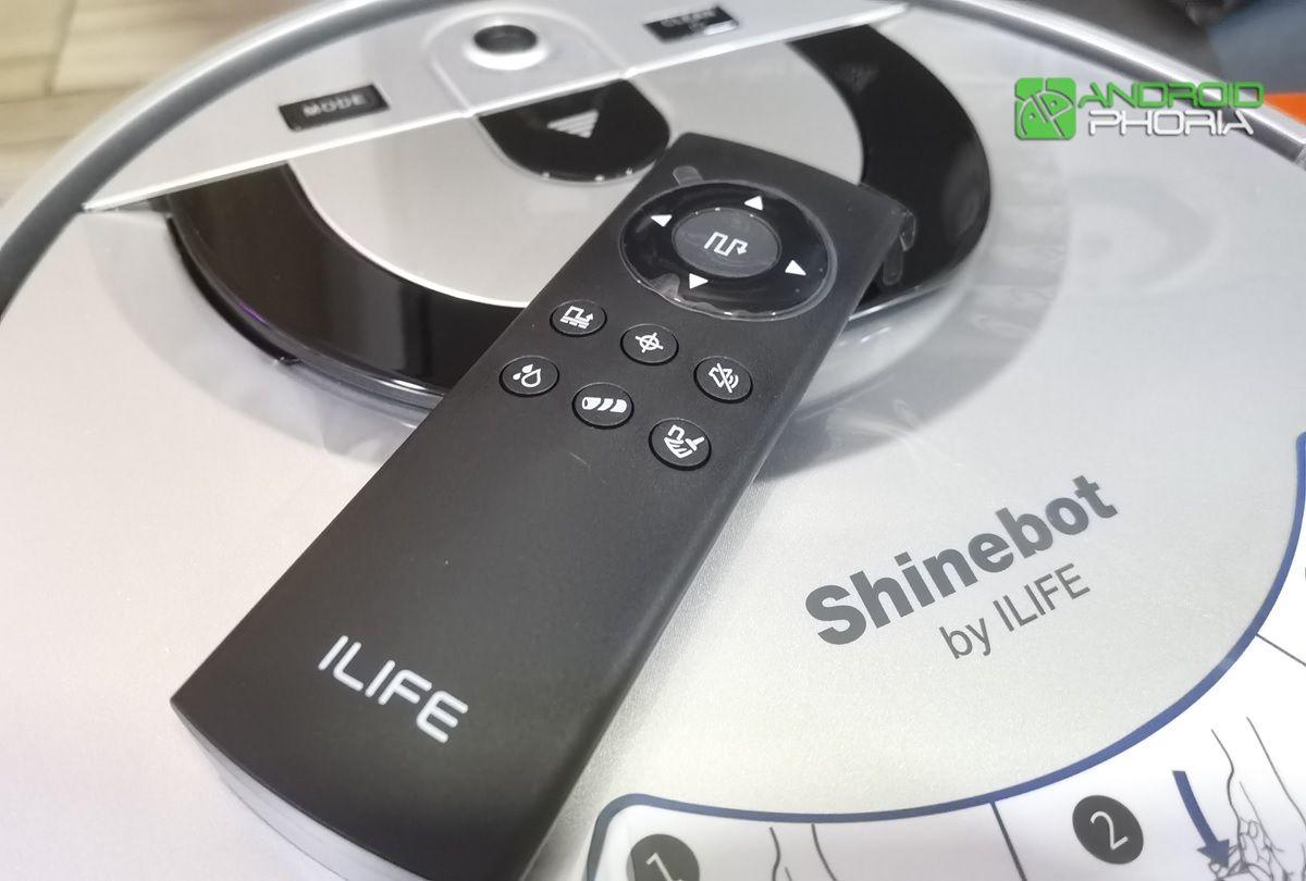 mando del iLife shinebot W455