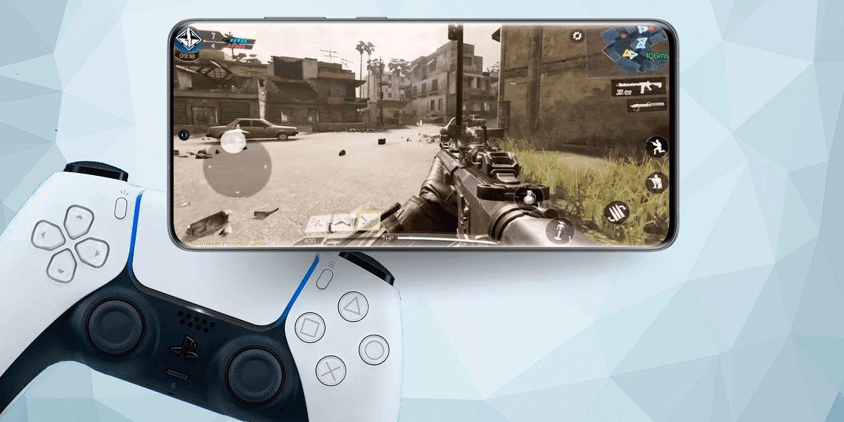Mando PlayStation 5 Android