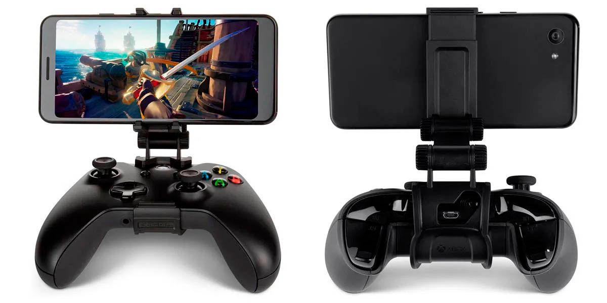 mando xbox one android soporte oficial
