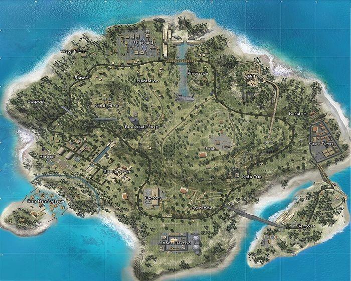 mapa free fire