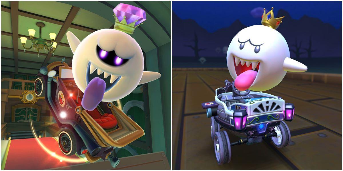 Mario Kart Tour King Boo