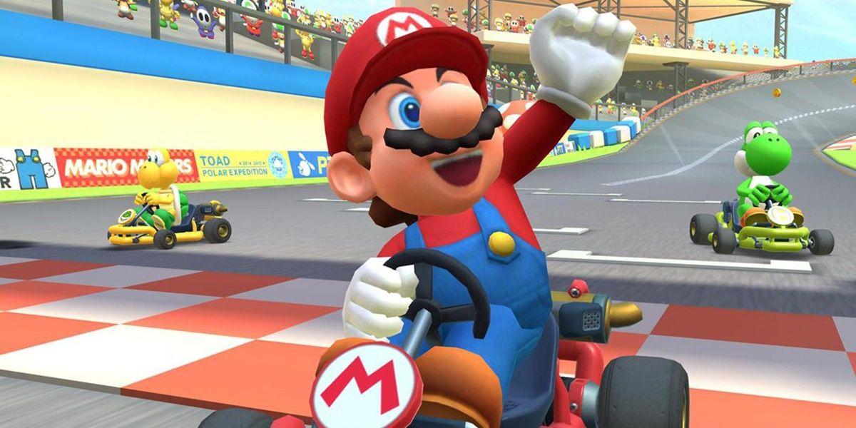 mario kart tour modo multijugador llegara en diciembre