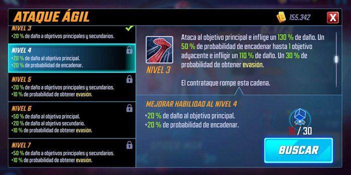 marvel strike force habilidades