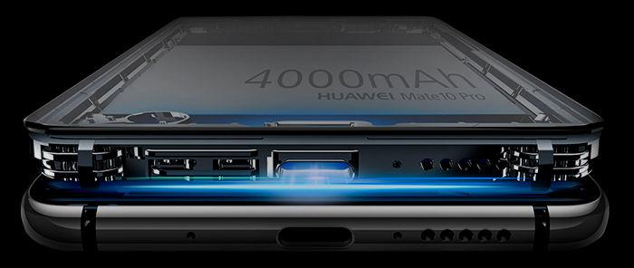 Huawei Mate 10 Pro batería