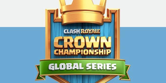 mazos de la suerte para Clash Royale desafio crown championship