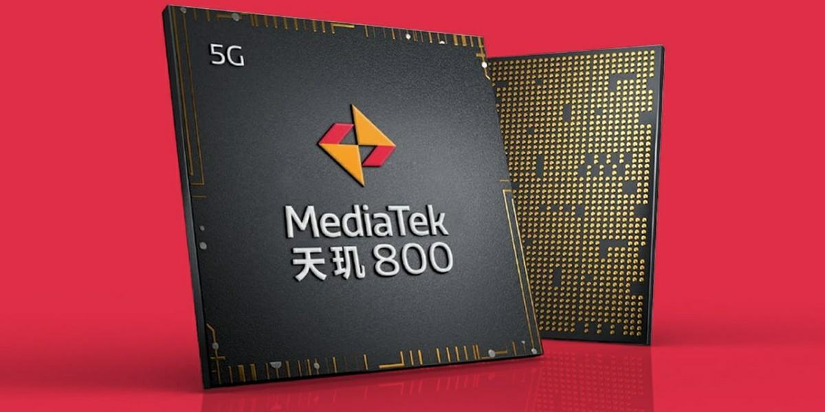 mediatek dimensity 800 chip 5g barato