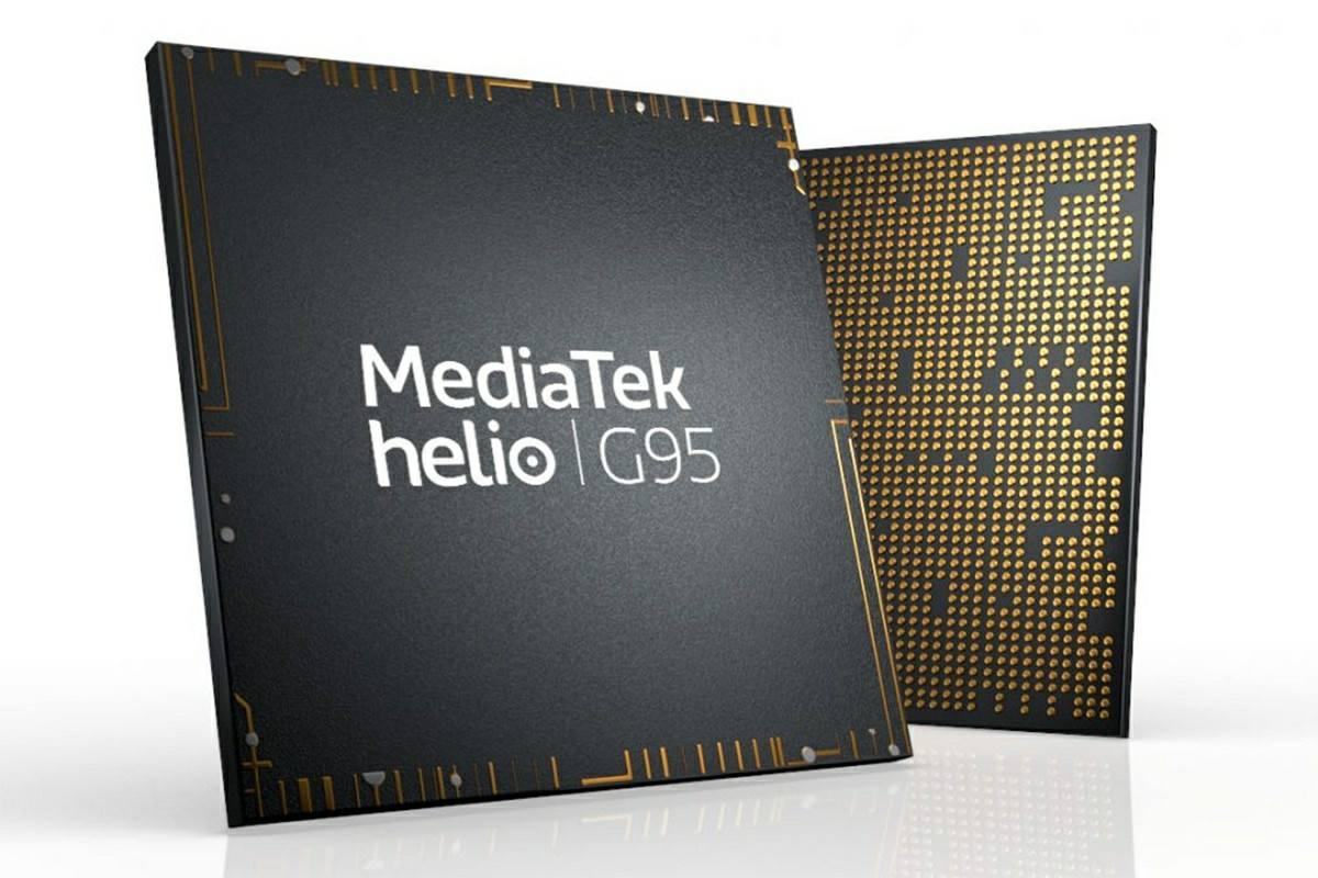 mediatek helio g95 caracteristicas