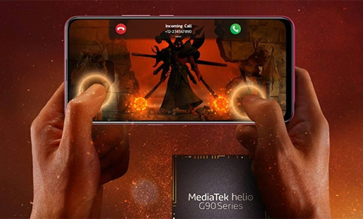 mediatek helio g95 gaming