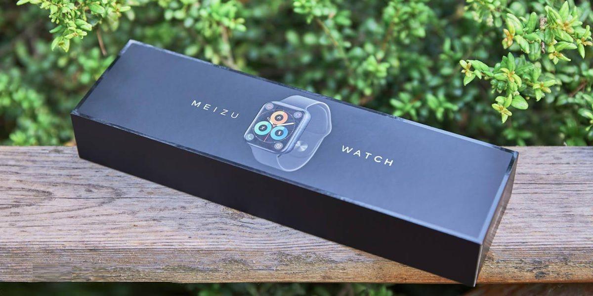 meizu watch caja