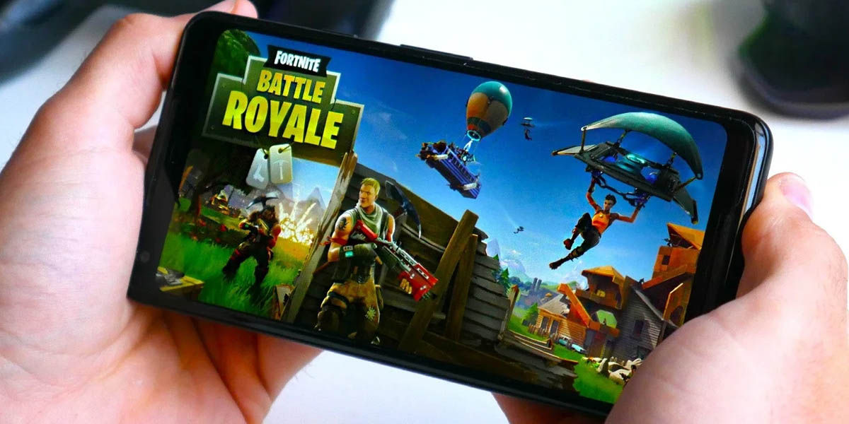 mejor móvil asequible jugar fortnite
