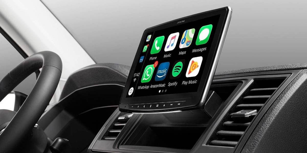 mejor radio con android auto apple carplay 2020