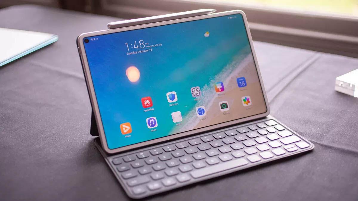 mejor tablet de trabajo precio rendimiento huawei matepad 10.4