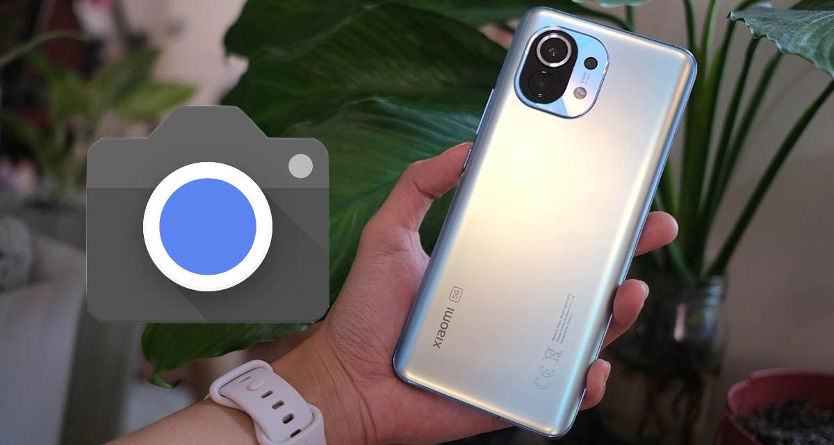 mejorar fotos Xiaomi mi 11 con Gcam