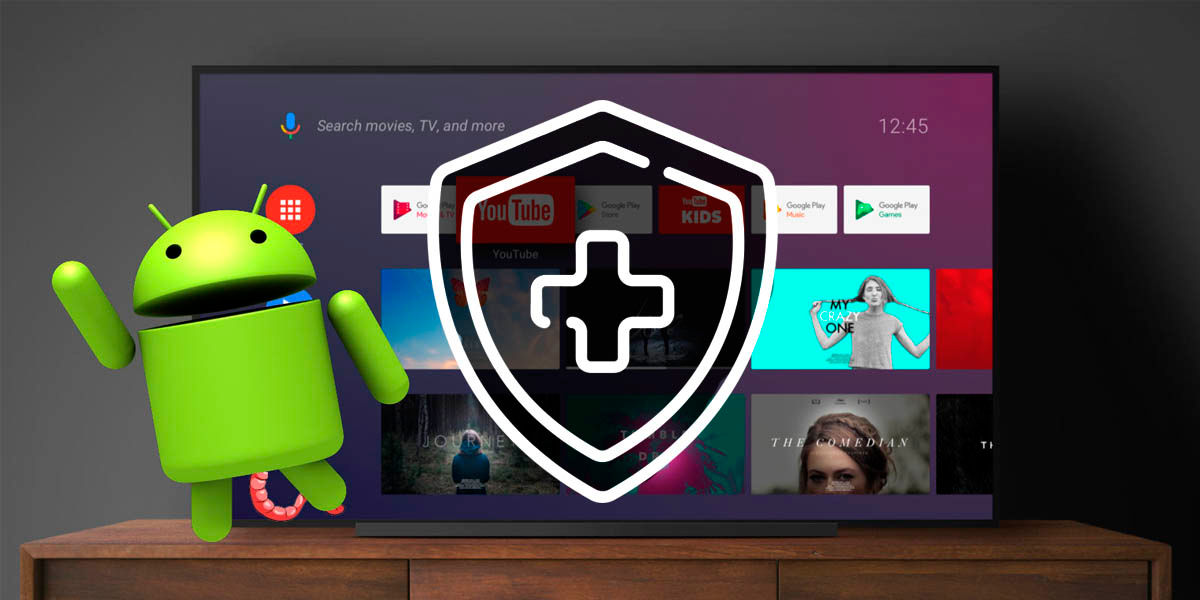 mejores antivirus android tv