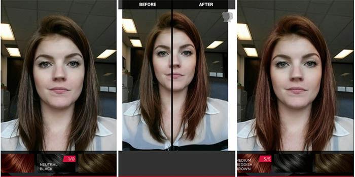 mejores aplicaciones para cambio de look 2019