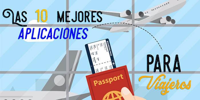 mejores aplicaciones para viajeros