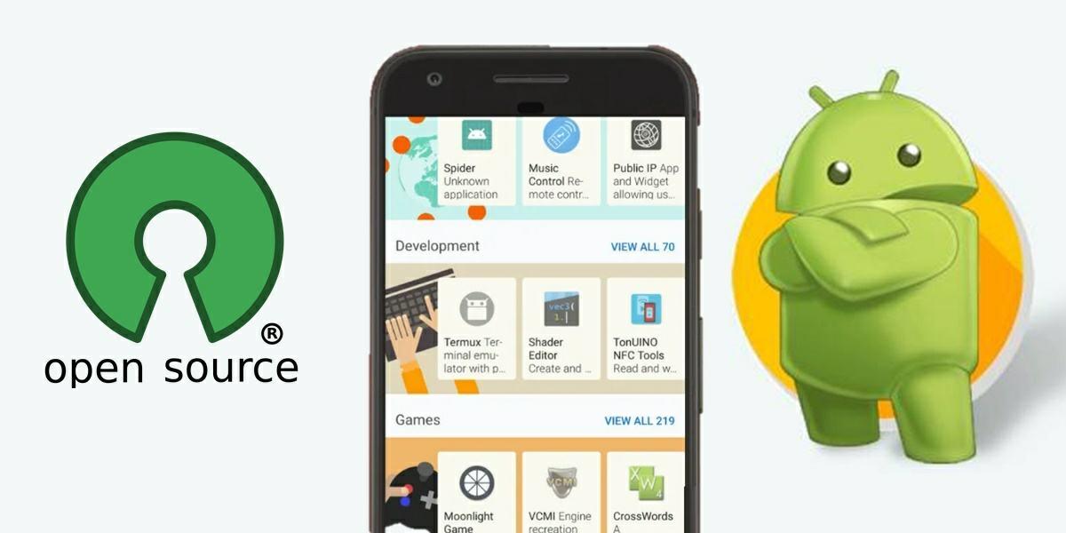 ▷ Las 15 mejores apps de código libre para Android