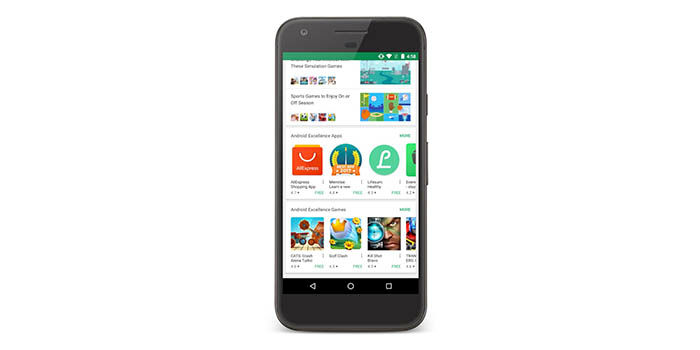 mejores apps google play