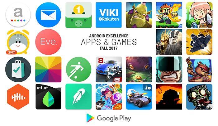 Mejores apps juegos Google