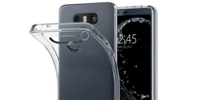 mejores carcasas para el LG G6