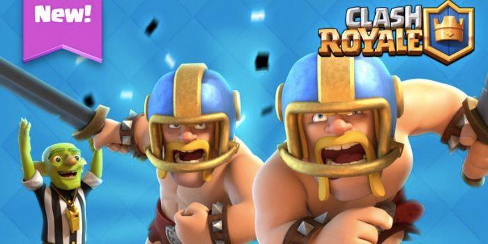 mejores cartas para Touchdown en Clash Royale