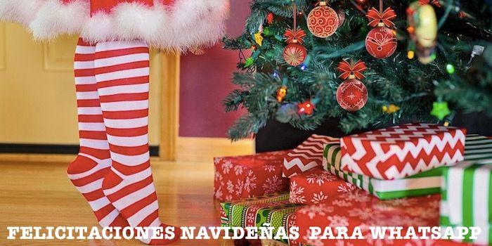 mejores felicitaciones navidenas whatsapp