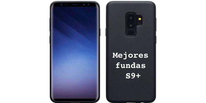 mejores fundas para Galaxy S9 Plus