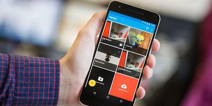 mejores galerias para android