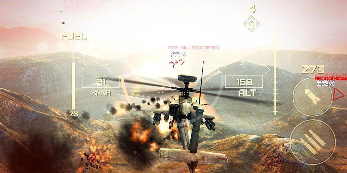 mejores juegos helicopteros