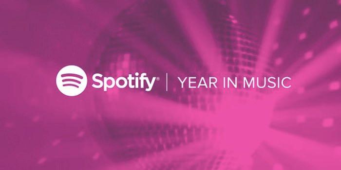 mejores listas de Spotify para Fin de Año