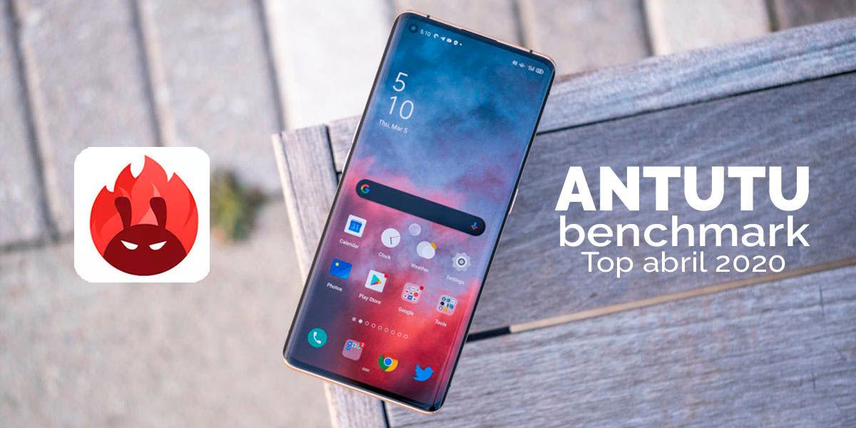 mejores móviles abril 2020 ranking antutu