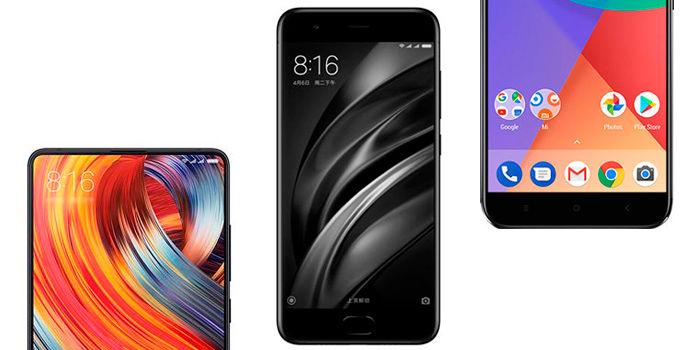 3 mejores móviles de Xiaomi