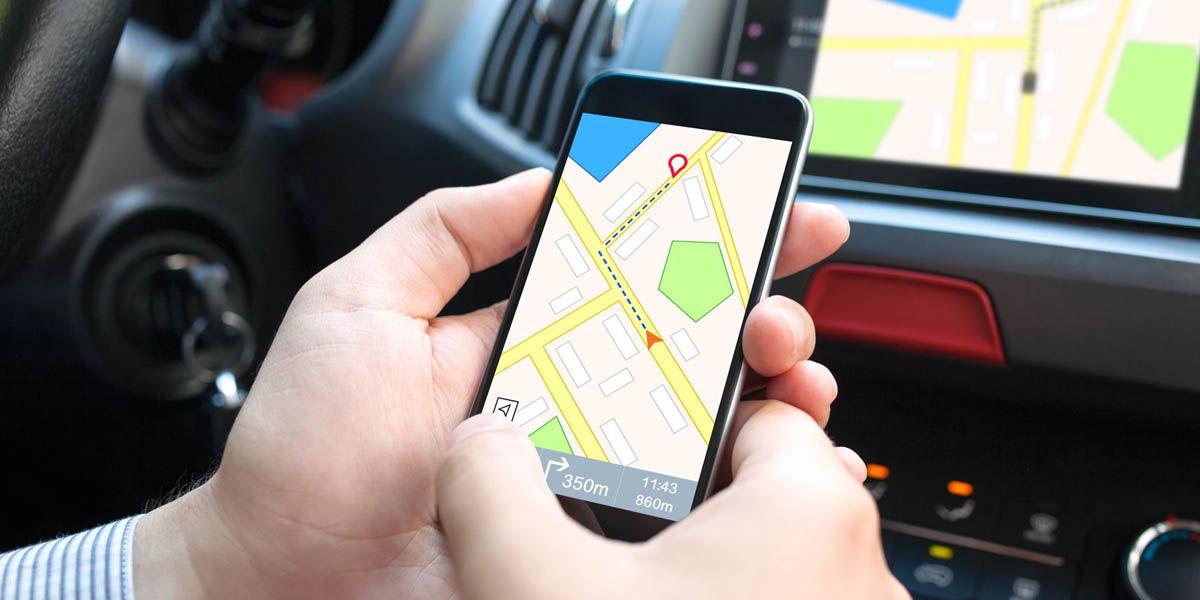 mejores navegadores gps móviles android e ios