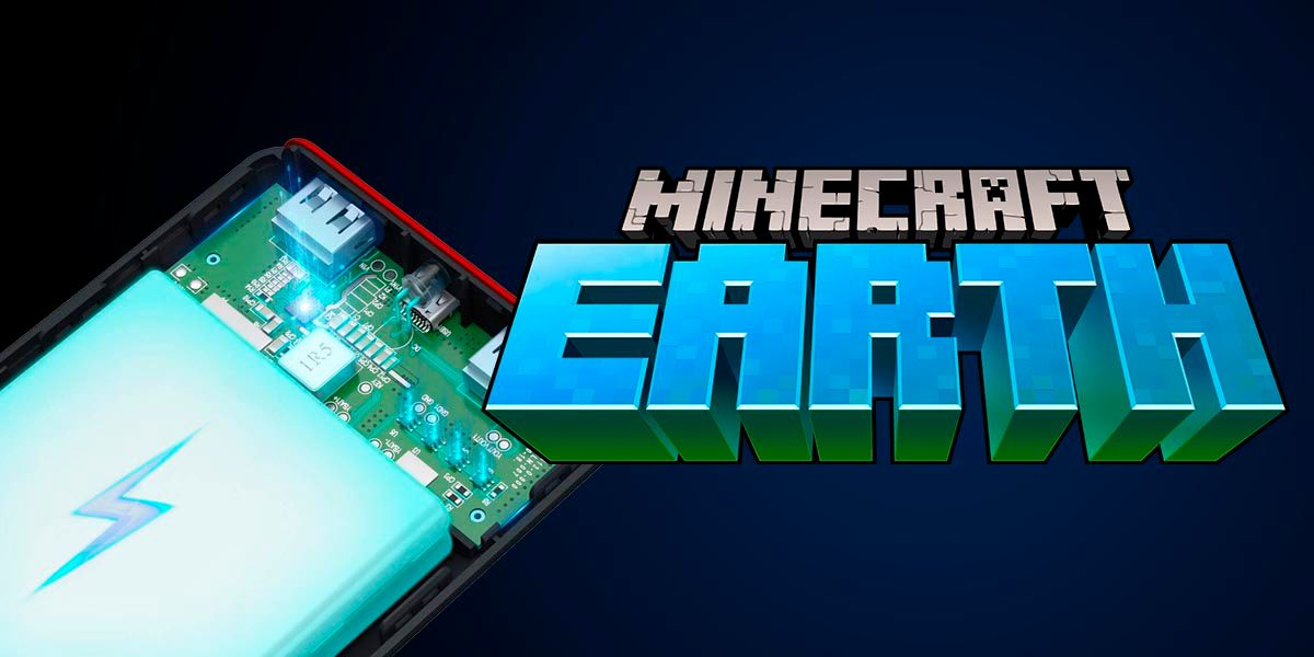 mejores powerbank para jugar Minecraft Earth