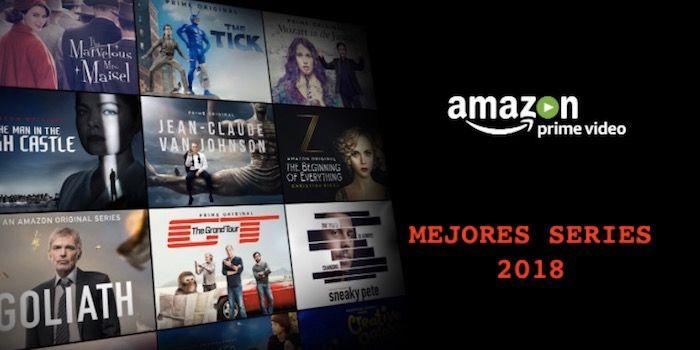 mejores series de Amazon Prime para 2018