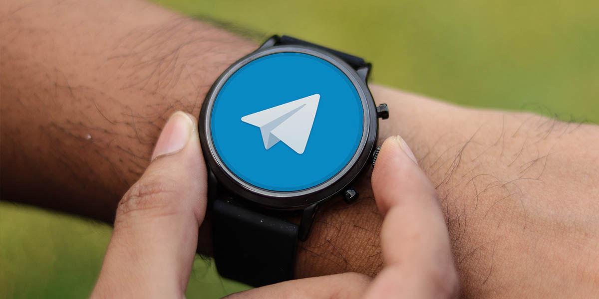 mejores smartwatch con telegram