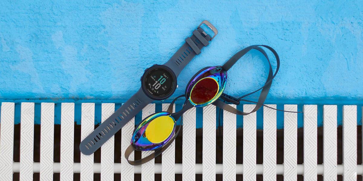 mejores smartwatch para nadadores