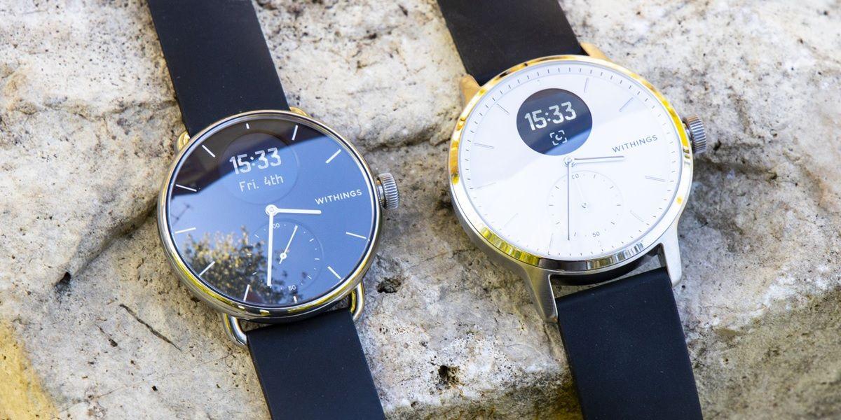 mejores smartwatches relojes hibridos 2021