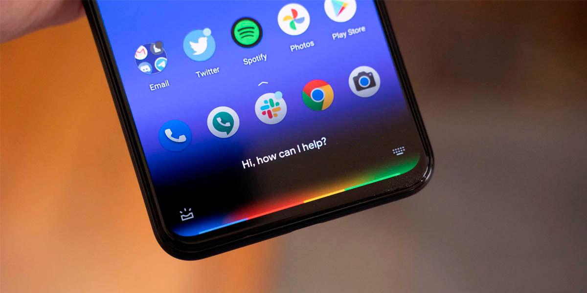 mensajes dictados tiempo real android