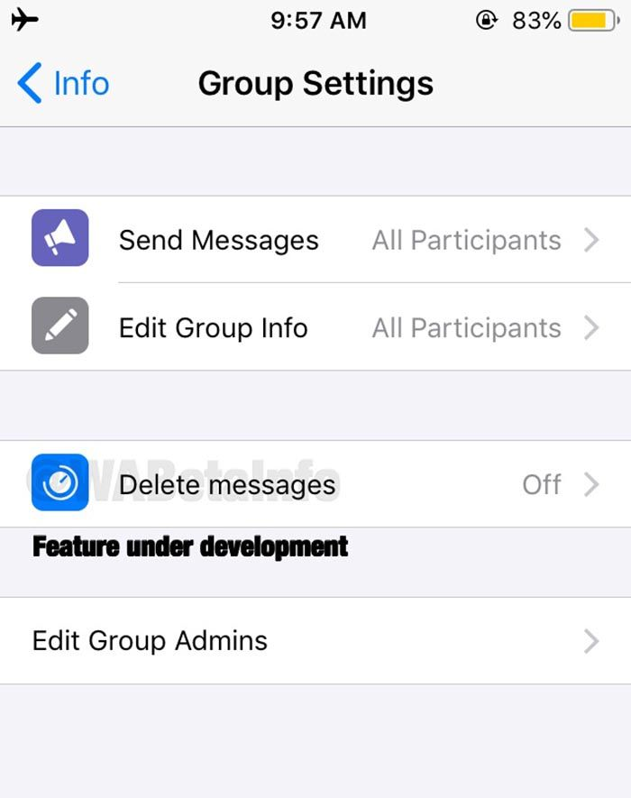 mensajes whatsapp ios