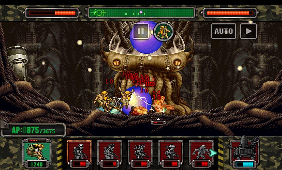 metal slug attack android