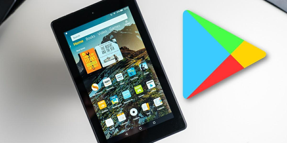 metodo mas simple para instalar google play en las tablets fire de amazon