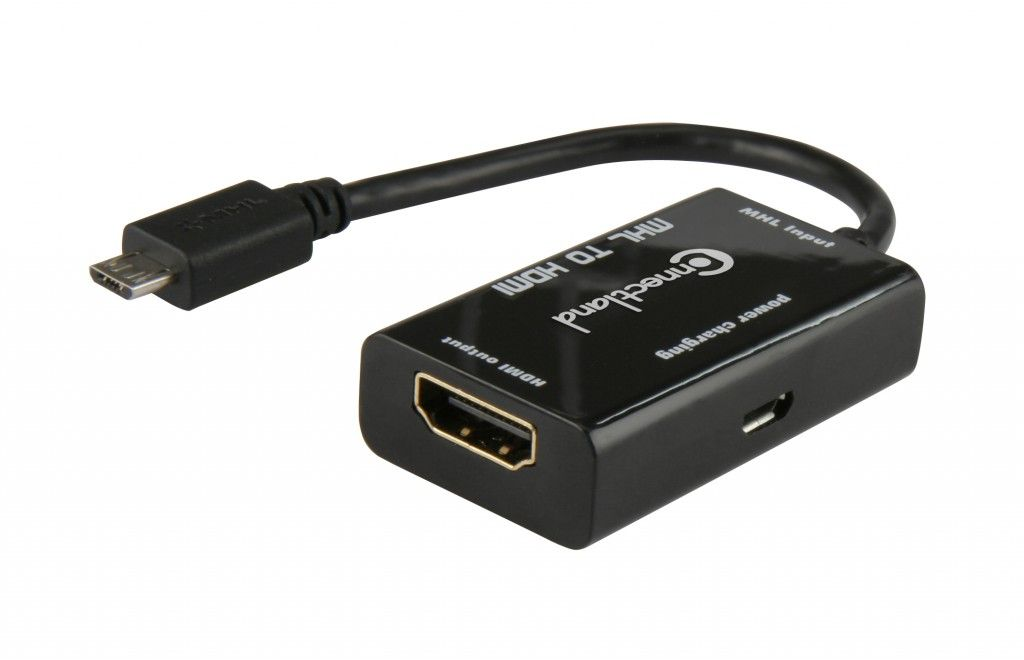 mhl to hdmi