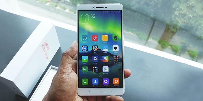 MIUI 10 Estable disponible para Xiaomi Mi Max 3, Mi Max 2