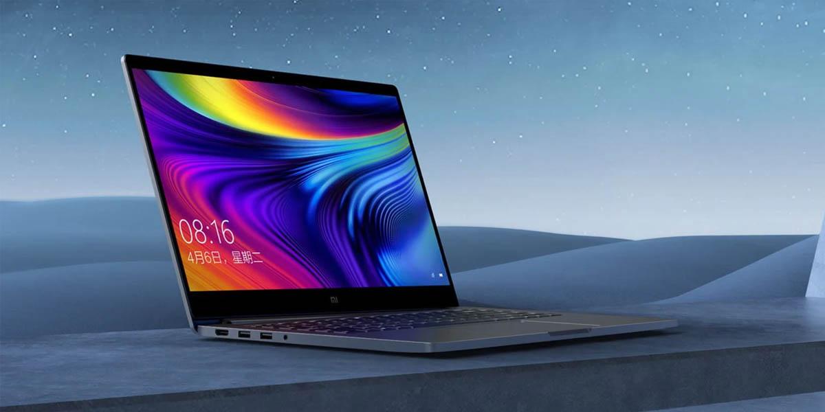 mi notebook pro 15 2020 con core i7 y gpu nvidia mx350