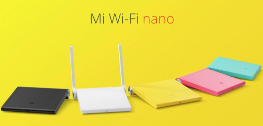 mi wifi nano router pequeño xiaomi