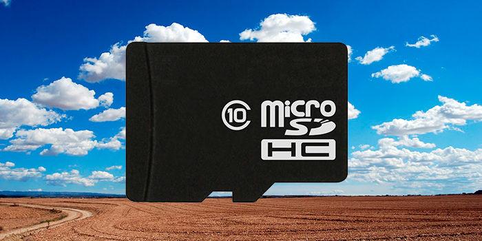 microSD Genérica