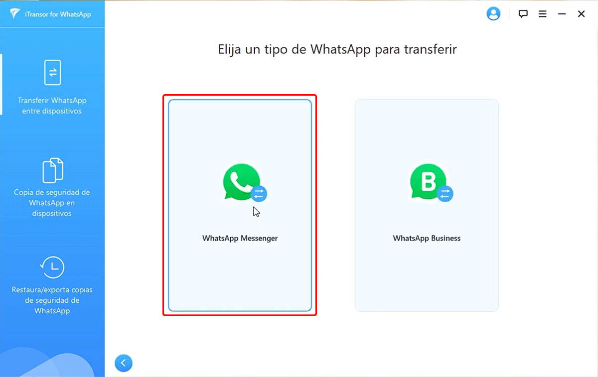 migrar whatsapp android a iphone o viceversa