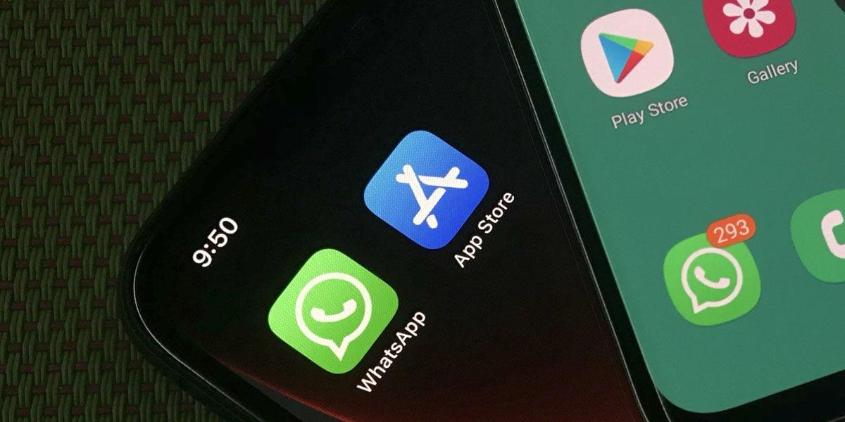 migrar whatsapp iphone a samsung galaxy
